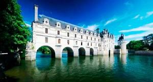 Франція замки Луари Шенонсо