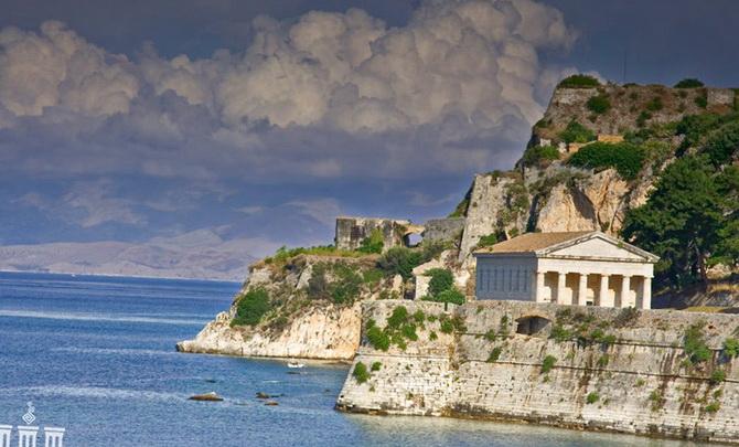 острів Корфу