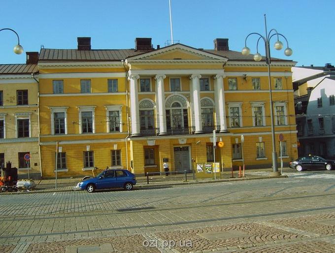 Сенатська площа Хельсінкі