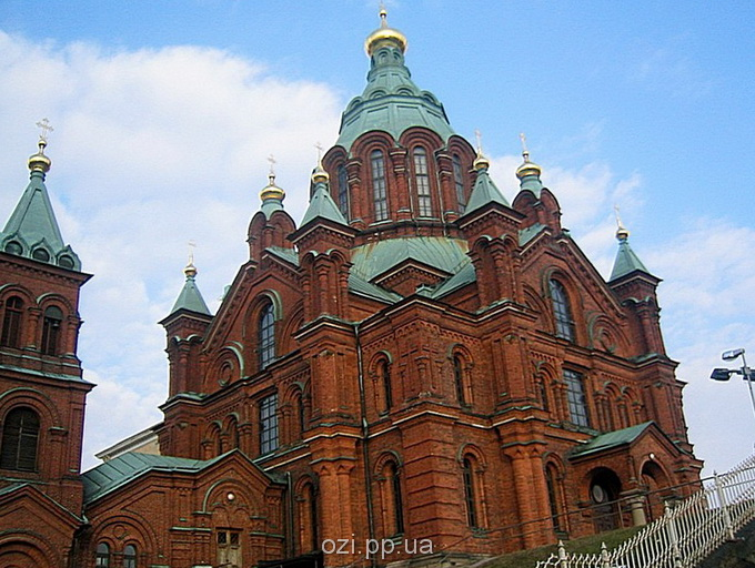 Хельсінкі - Успенський собор