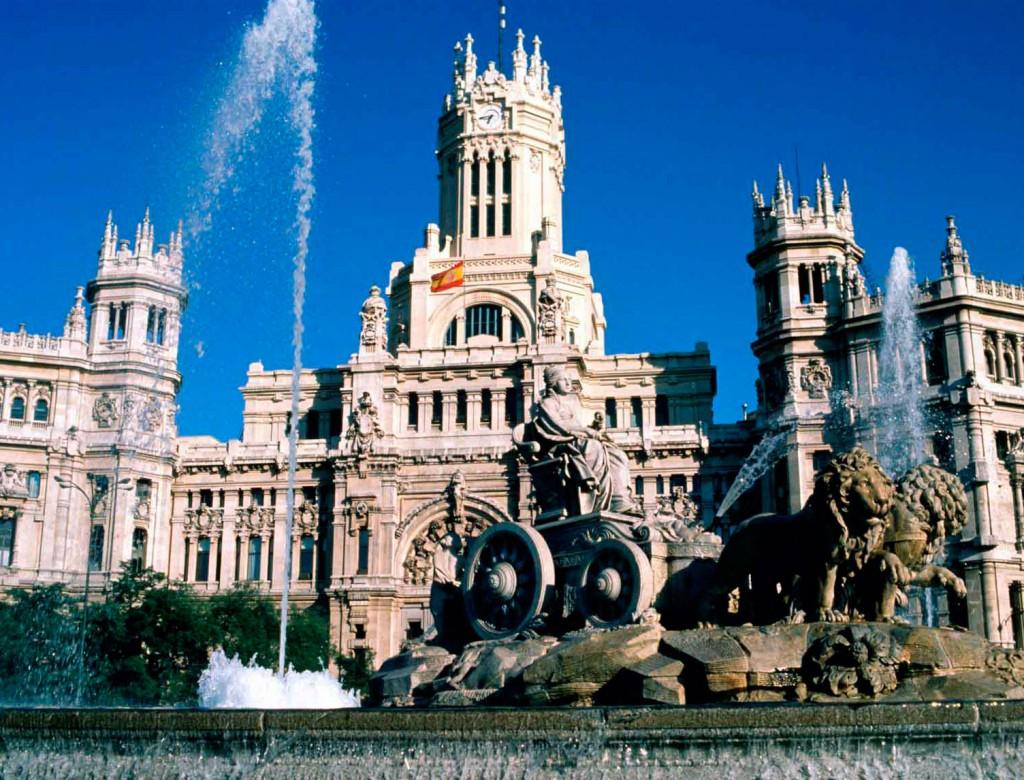 місто Мадрид