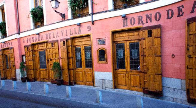 Ресторан Posada de la villa