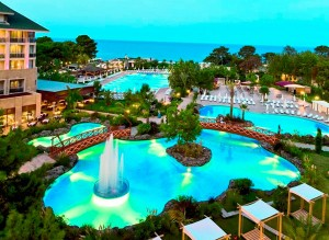 Готель Vogue Hotel Avantgarde у Турції