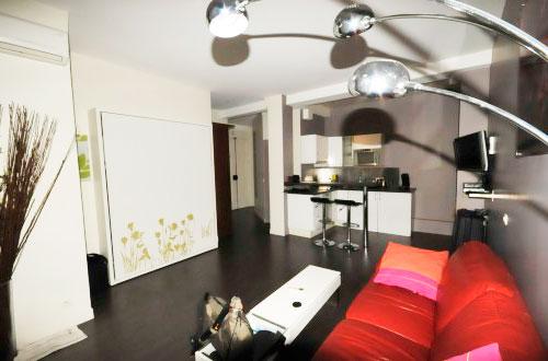 апартаменти в парижі
