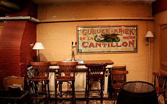 Брюссель пивоварня Cantillon