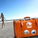 валіза у подорож