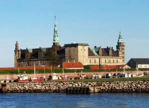 Данія замок Гамлета принца Данського