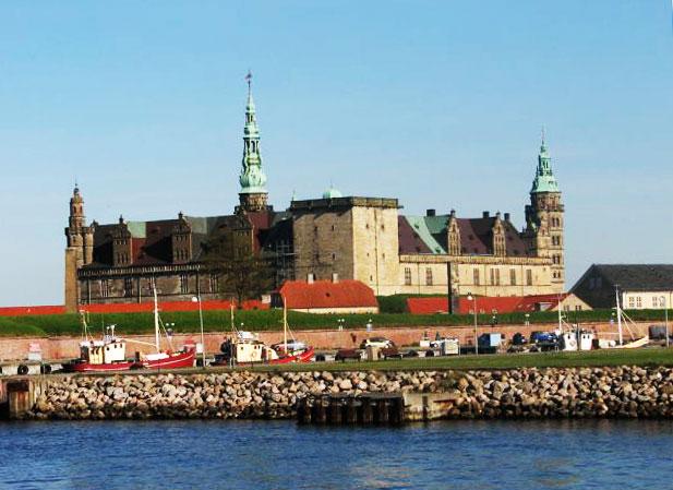 Данія замок Гамлета