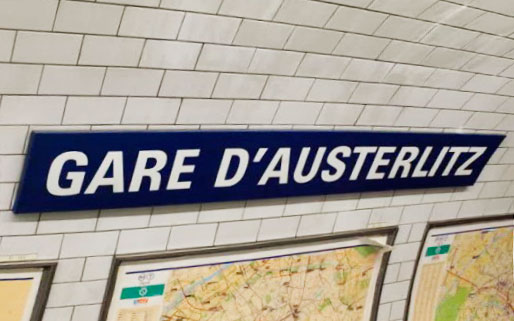 Вокзал Аустерліц
