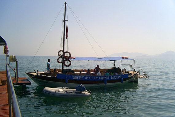 Егейське море. Туреччина