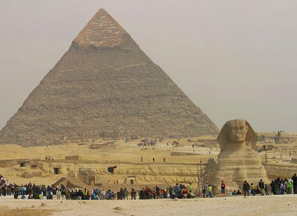 відвідування Єгипту