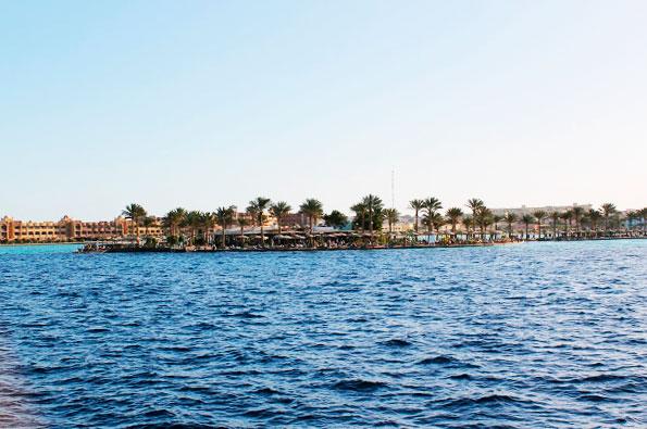 Червоне море Єгипту