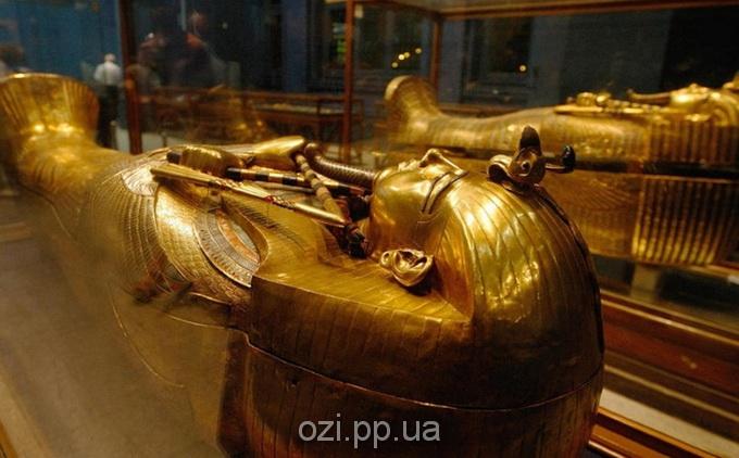 Гробниця Тутанхамона (Tutanhamon)