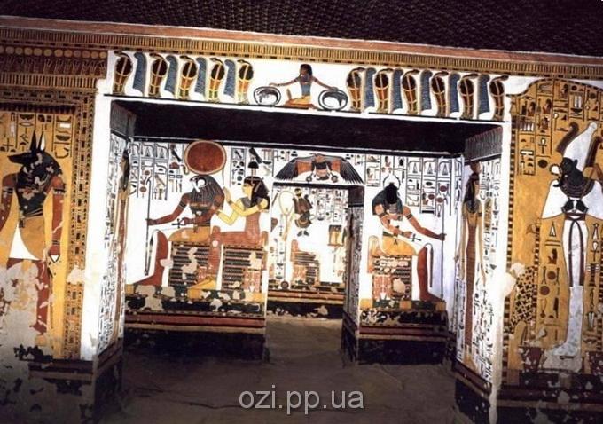 Гробниця Нефертарі (Nefertari)