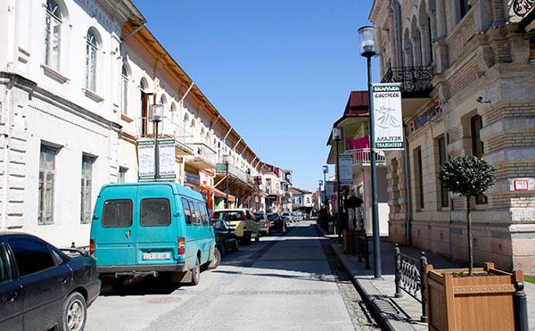 туристичний Батумі. Грузія.