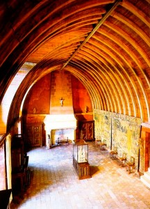 Франція замок Вітре Бретань