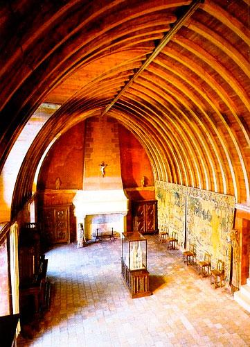 капела замку Вітре