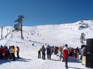 Гірськолижні курорти Туреччини