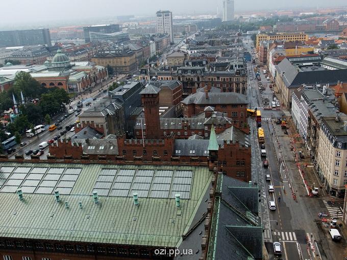 Копенгаген. Данія