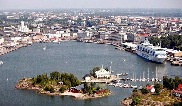 Хельсінки влітку