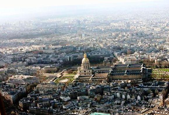 палац інвалідів у Парижі