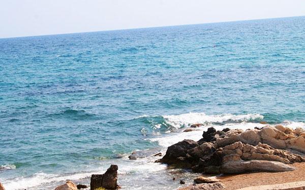 півострів Пелопонес. Греція