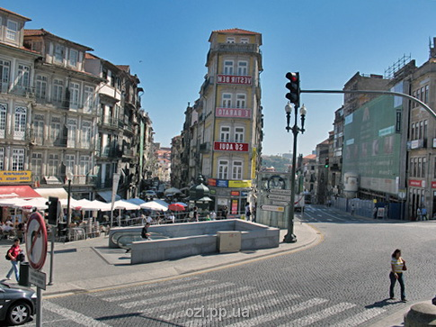 Порту. Португалія