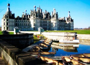 Франція замки Луари Шамбор