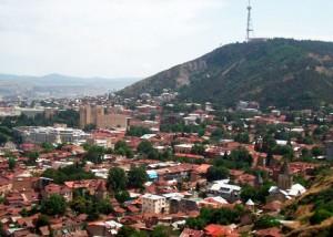 Моє знайомство з Тбілісі - Грузія
