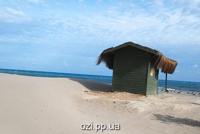 Пляж Патара -Туреччина