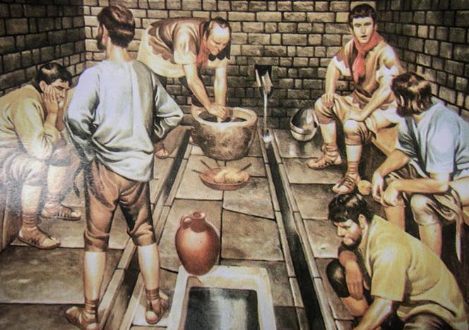 Вана та туалет засновників Йорку