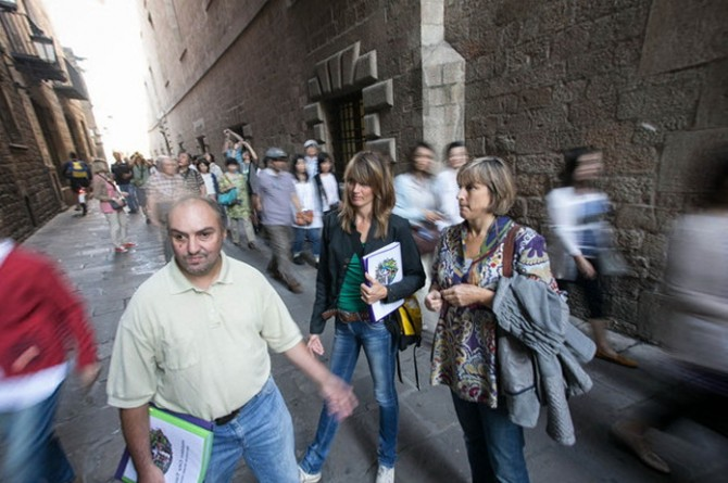 тури по Барселоні