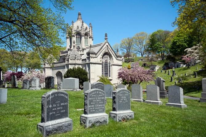 кладовище Грінвуд у Брукліні