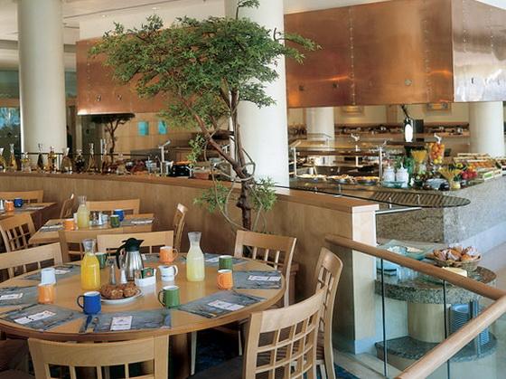 Ресторан готелю Isrotel Agamim