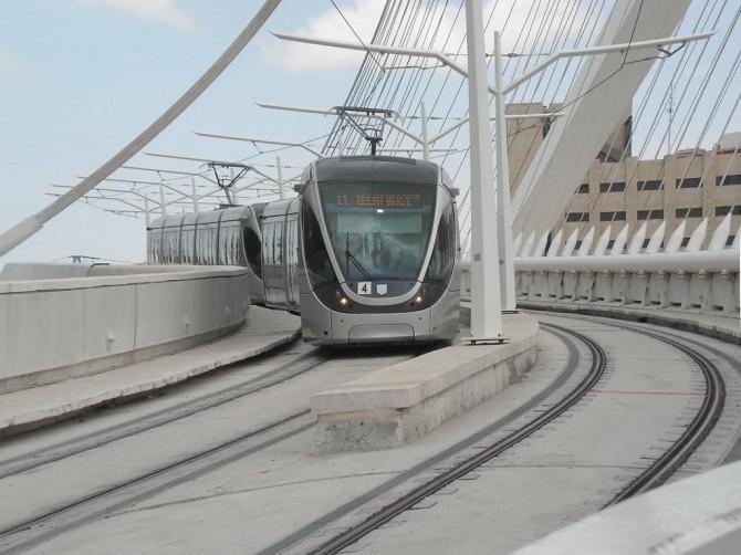 Транспорт Єрусалиму