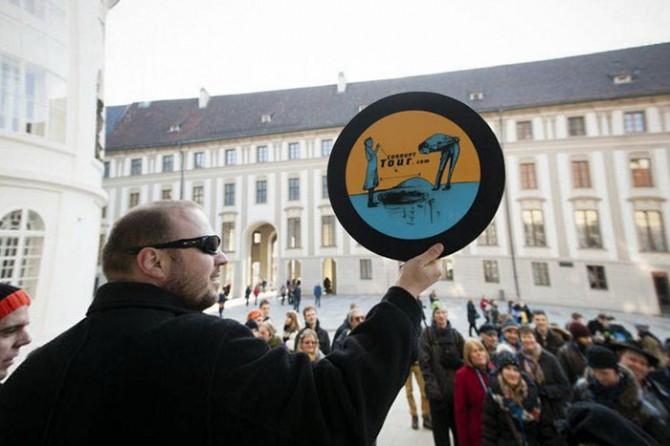 Тур по корумпованих місцях Праги
