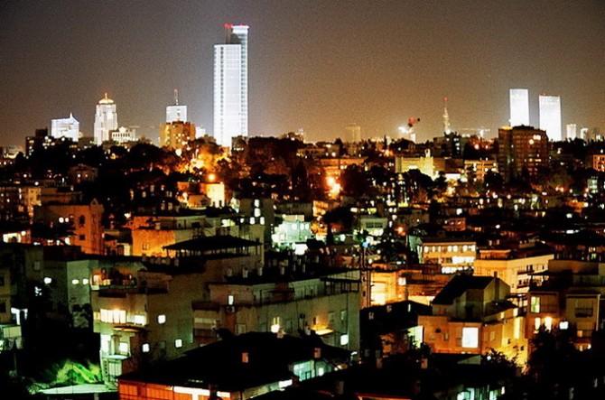 Нічний Тель-Авів