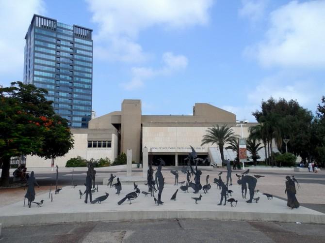 Музей мистецтва в Тель-Авіві
