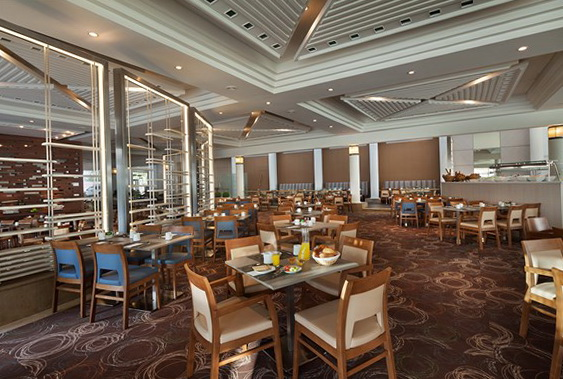 Ресторан готелю Isrotel Yam Suf
