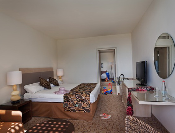 Сімейний номер готелю Isrotel Yam Suf