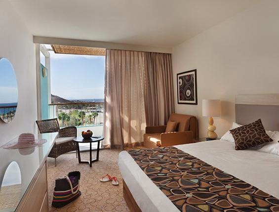 Стандартна кімната готелю Isrotel Yam Suf