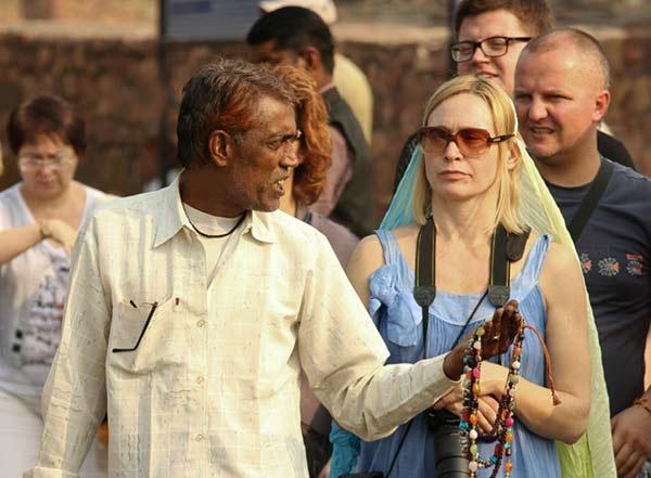 Вуличні торговці в Індії