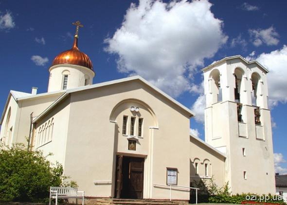 Ново-Валаамский монастир