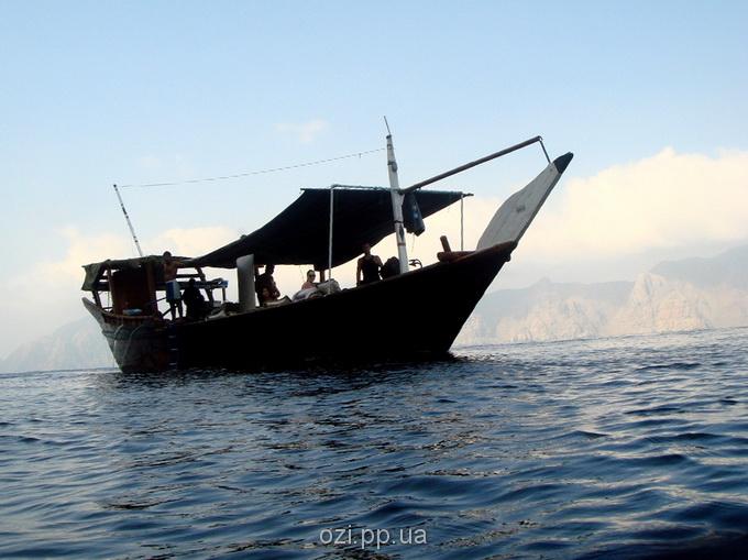 Півострів Мусандам