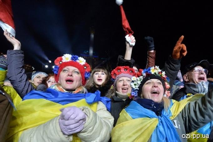 Новий рік в Україні