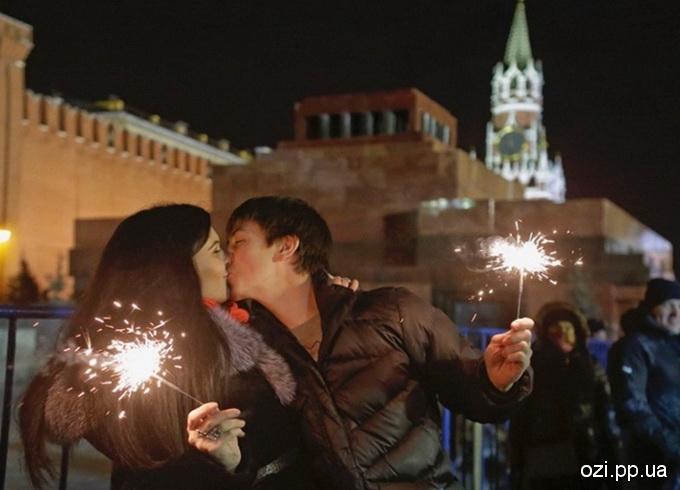 Новий рік в Росії