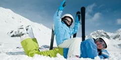 У Чорногорії відкрився сезон катання на лижах