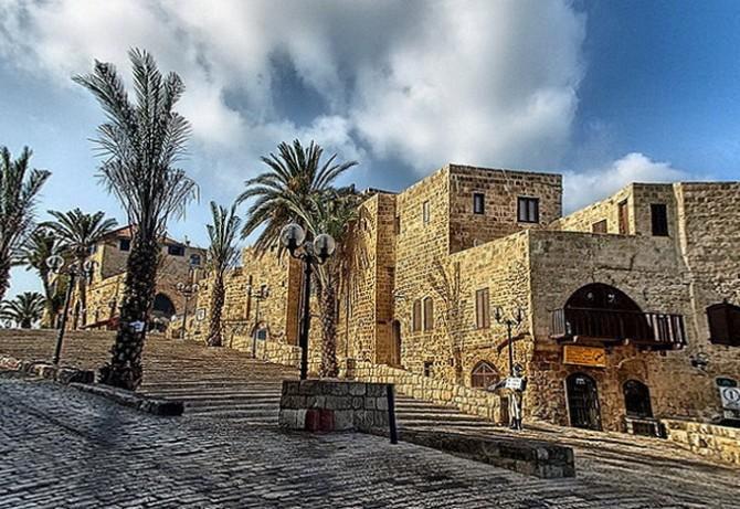 Стародавній квартал Тель-Авіву