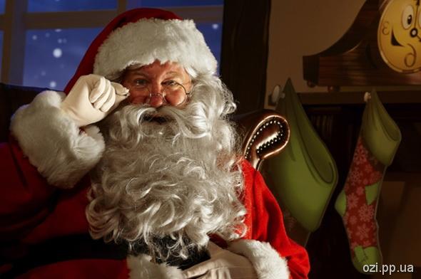 Санта Клаус Фінляндії