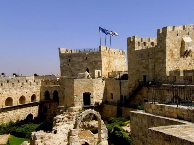 Вежа Давида в Єрусалимі